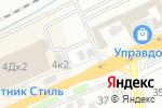 Схема проезда до компании Докарус в Белгороде