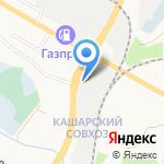 Агро-Альтана на карте Белгорода