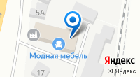 Компания Технодрев-Плюс на карте