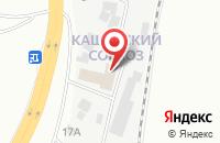 Схема проезда до компании МастерВент в Белгороде