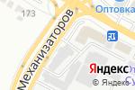 Схема проезда до компании Terra в Белгороде