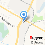 Terra на карте Белгорода