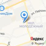 Центр кинологической службы на карте Белгорода