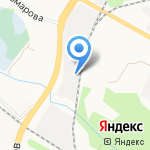 МастерВент на карте Белгорода