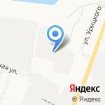Бэмби на карте Белгорода