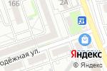 Схема проезда до компании Априори в Белгороде