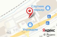 Схема проезда до компании УправДом-Белгород 3 в Белгороде