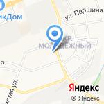 Энергомаш-Строй на карте Белгорода