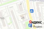 Схема проезда до компании Энергомаш-Строй в Белгороде