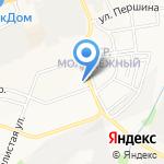 Сантехподрядчик на карте Белгорода