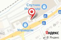Схема проезда до компании Этолия в Белгороде