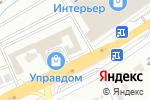 Схема проезда до компании Мебель Белоруссии в Белгороде