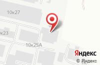 Схема проезда до компании Русский барин в Белгороде