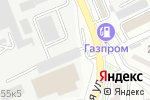 Схема проезда до компании Арсенал Шины в Белгороде