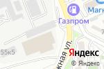 Схема проезда до компании Мегастрой в Белгороде