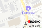 Схема проезда до компании ОкнаПрофи в Белгороде