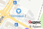 Схема проезда до компании Восточный Смак в Белгороде