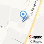 Артэкс на карте Белгорода