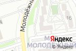 Схема проезда до компании Версаль в Белгороде