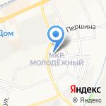 ЕДА на карте Белгорода