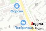 Схема проезда до компании Эконом от А до Я в Белгороде