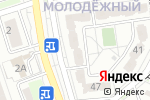 Схема проезда до компании БелМедСервис в Белгороде