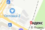 Схема проезда до компании Отражение в Белгороде