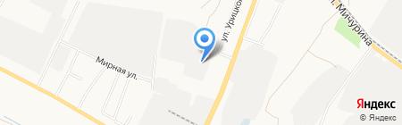 Металлстройсервис на карте Белгорода
