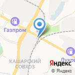 Отель на Сумской на карте Белгорода