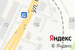 Схема проезда до компании Зодчий Белогорья в Белгороде