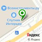 Местоположение компании Ангора