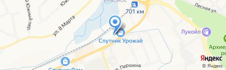 AQUAGROUP на карте Белгорода