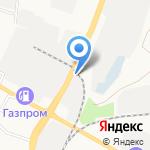 Цветы мира на карте Белгорода