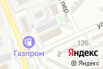 Схема проезда до компании Галатея в Белгороде