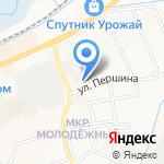 BabyMarket на карте Белгорода