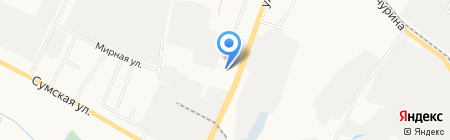 SKYDUNA на карте Белгорода