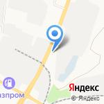 Каретный Двор на карте Белгорода