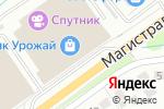Схема проезда до компании Ролл-House в Белгороде