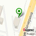 Местоположение компании Рыболов у Петровича