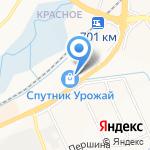 Ролл-House на карте Белгорода