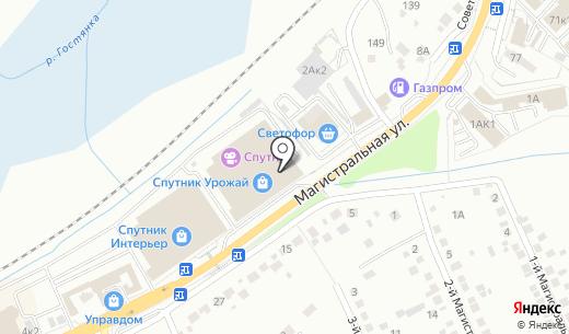 Продукты Казахстана. Схема проезда в Белгороде