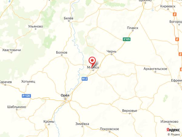 деревня Толмачево на карте
