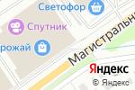 Схема проезда до компании Мясное правило в Белгороде