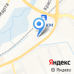 РТК-Черноземье на карте Белгорода
