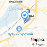 Integrate на карте Белгорода
