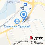 Журавлёв И.А. на карте Белгорода