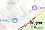 Схема проезда до компании Formula Тела в Белгороде