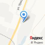 Цитробел на карте Белгорода