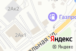 Схема проезда до компании Mobil 1 в Белгороде
