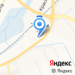 Масло Центр на карте Белгорода